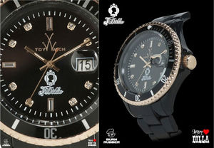 Time To Celebrate: J Dilla Watch To Hit Stores Soon!