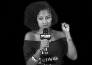 Power To The Divas!: Rapper-Poet-Journalist Amanda Diva