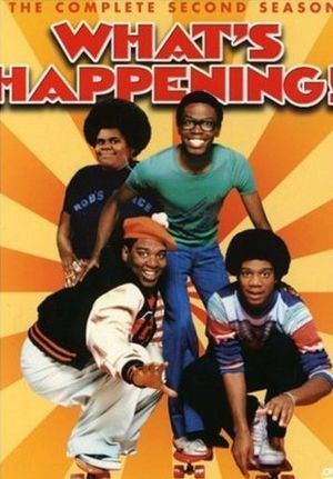 What's Happening! Cast: Raj, Rerun, Dwayne and Shirley