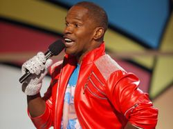 Crazy Like a Foxx: Jamie Foxx at the BET Awards