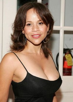 On The D's List: Actress Rosie Perez