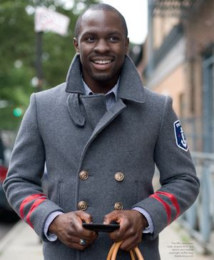 Re-Wired: Actor Gbenga Akinnagbe