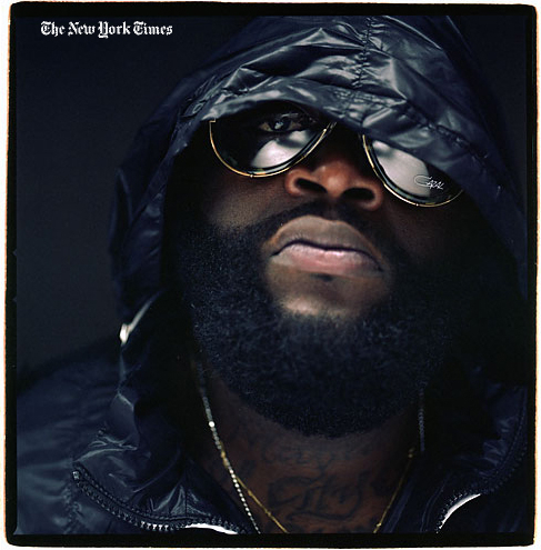 The Bawse: Rapper Rick Ross