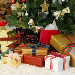 Recycled Gifts: Merry Christmas