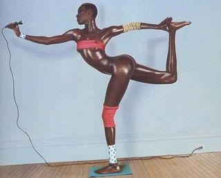 Grace Under Fire: R&B/Dance Vixen Grace Jones