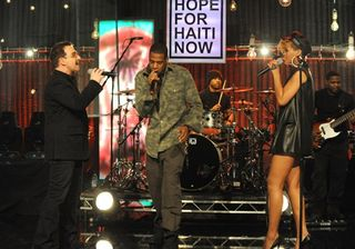 Keep Hope Alive: Bono, Jay-Z & Rihanna