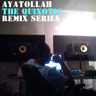 Special Delivery: Ayatollah In The Studio