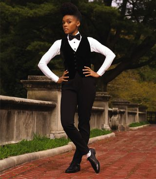 Stylin' and Smilin: Janelle Monae