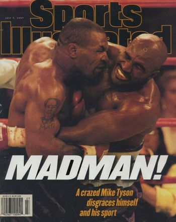 Mad Man!: Mike Tyson