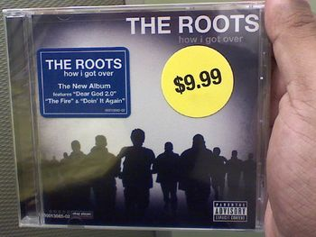 My First Rap Album Purchase in 2010!