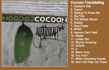 Cocoon LP and Tracklisting