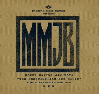 Jam On It: MMJB Cover Art