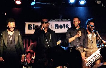 Lupe, Kanye, Mos Def at Blue Note