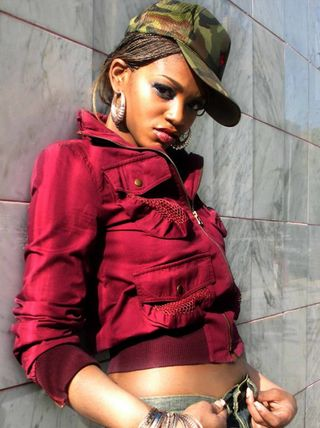 rapper the games sister b-fly