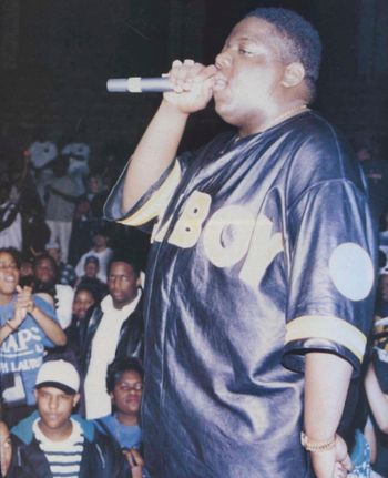 Crowd Controller: Notorious B.I.G.