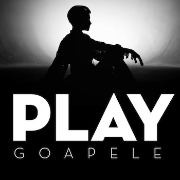 'Play' Girl: Goapele Single Cover