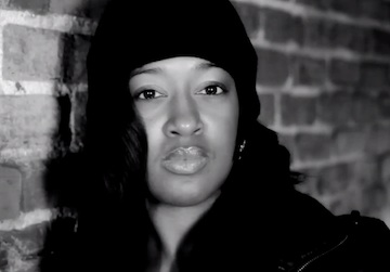 Black Is Black: Rapper Rapsody