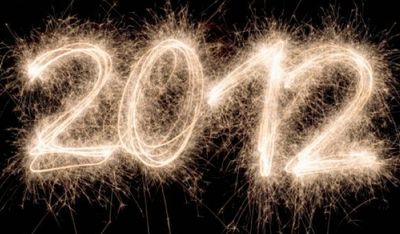 Fireworks: Happy New Year!