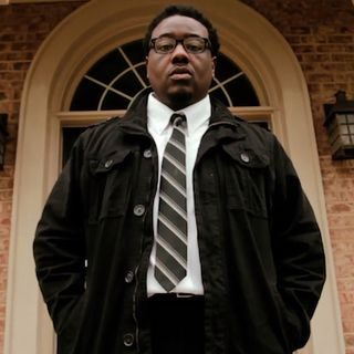 The Fighter: Rapper Phonte Coleman