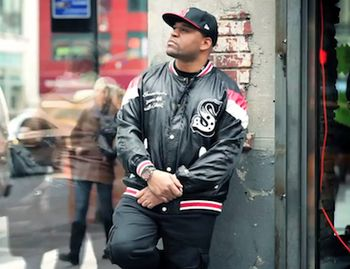 The City Is Mine: Rapper Torae