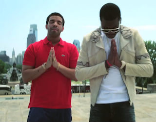 Living on a Prayer: Drake and Meek Mill