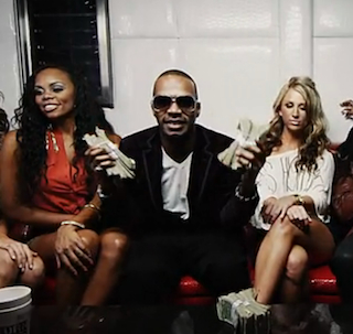 'Bandz' Leader: Rapper Juicy J