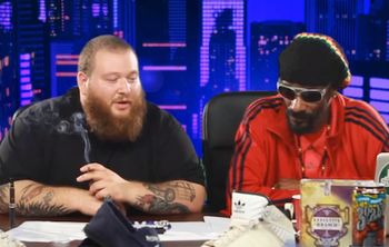 Action Bronson and Young Eggs