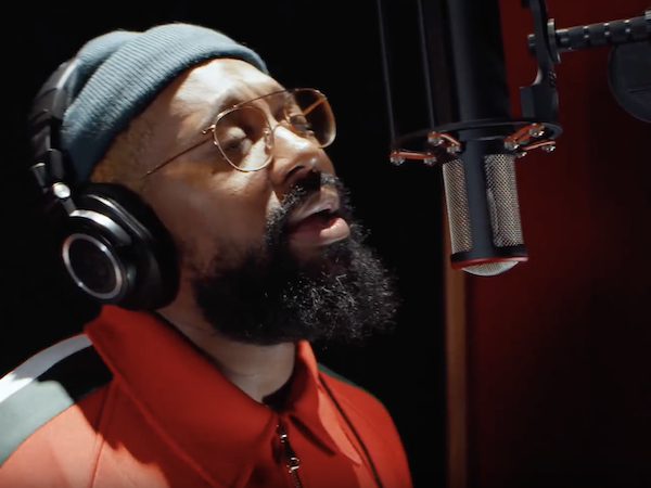 PJ Morton All I Want For Christmas Video