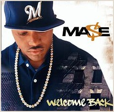 Mase CD Cover Art