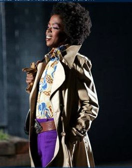 Afro-ed Out: Lauryn Hill